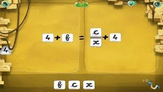 DragonBox: Algebra 12+ #3 - The game that secretly teaches algebra (iPad, iPhone, Android).