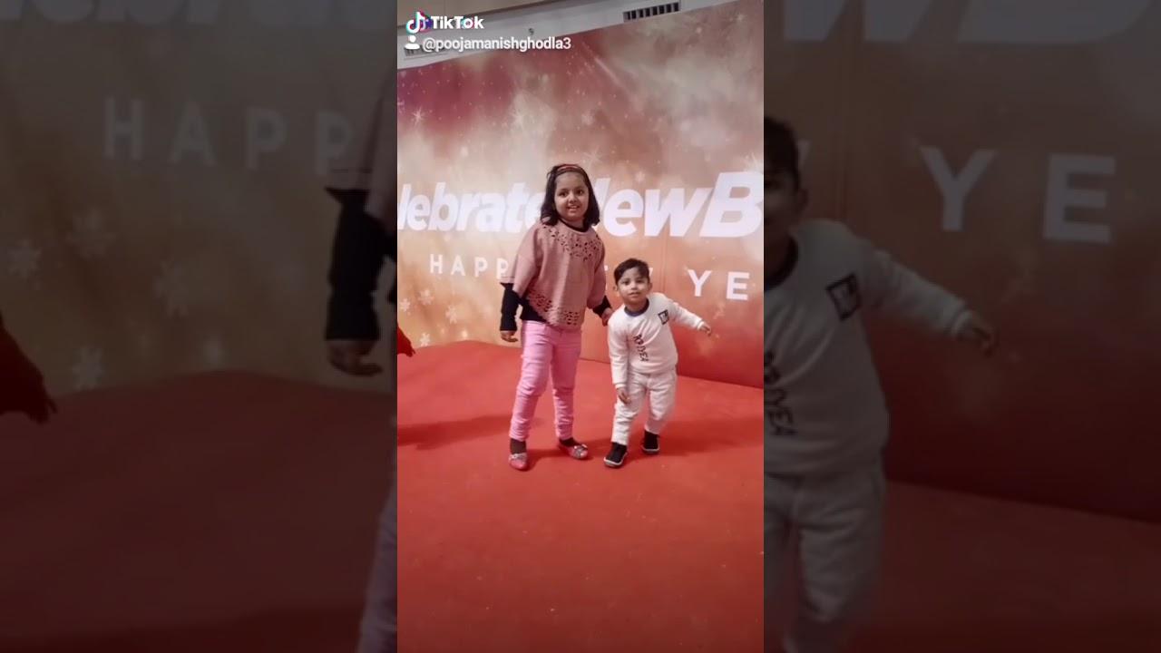 Baby dance tiktok - YouTube