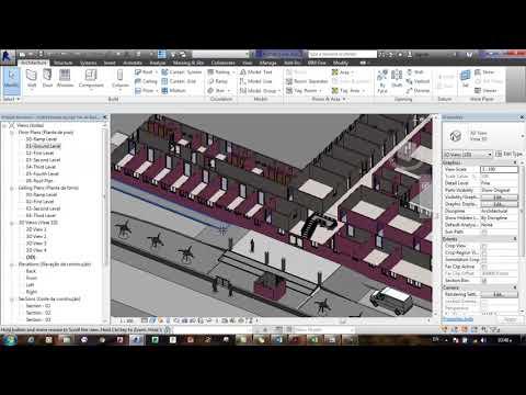 Medical Gas System Design For Hospital By using Revit Modeling