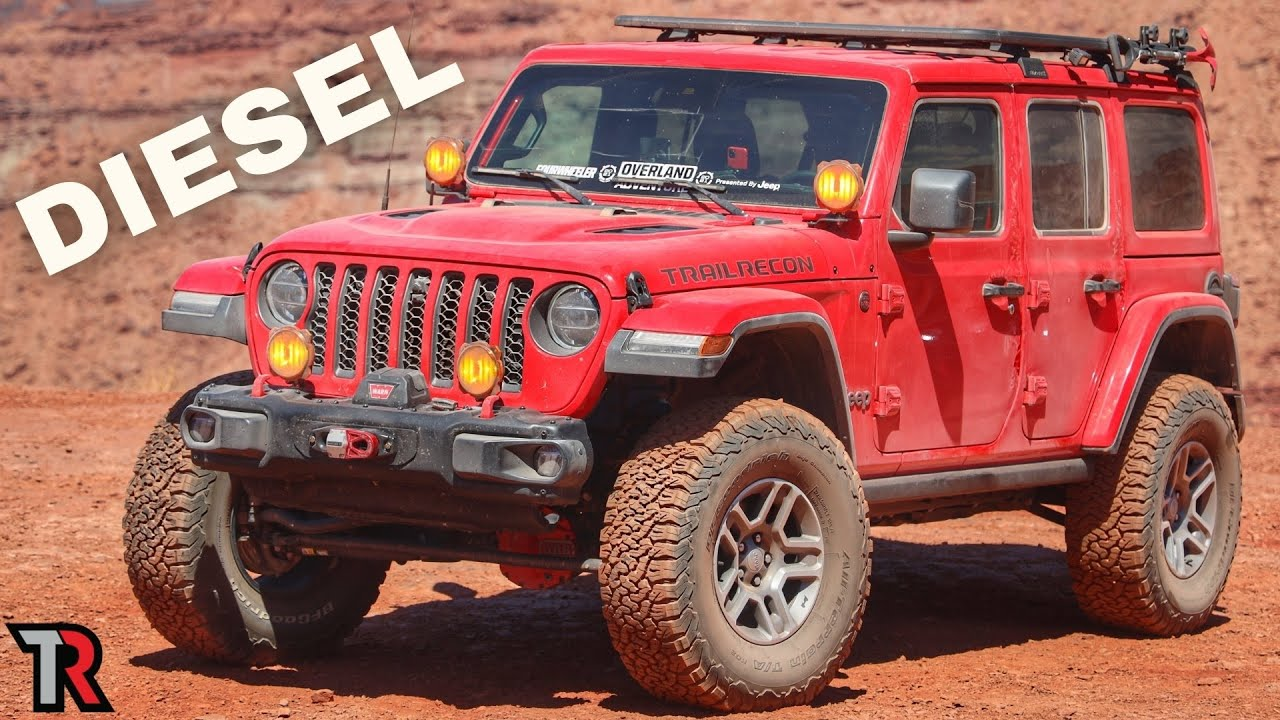 6 Month Review - Jeep Wrangler Diesel