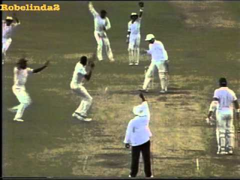 Download Curtly Ambrose 8/45 vs England 4th test 1990