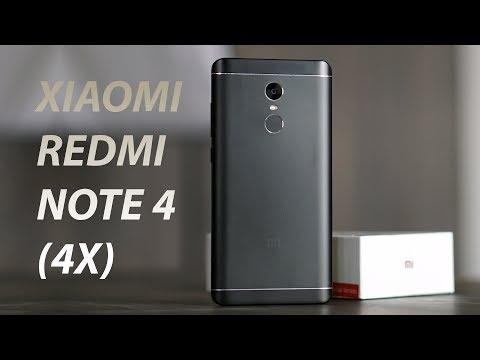 Обзор Xiaomi Redmi Note 4X (Note 4) со Snapdragon 625: ХИТ