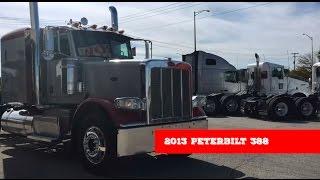 2013 Peterbilt 388
