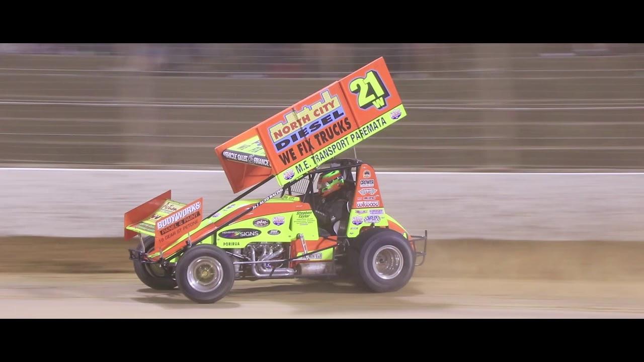 17-18 Nz Sprintcar Title
