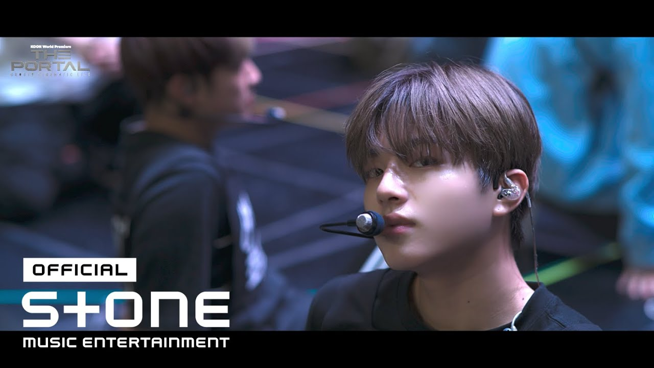[KCON World Premiere D-day] GHOST9 Rehearsal Behind