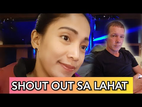 LDR RELATIONSHIP:SHOUT OUT SA LAHAT💖||Filipina Foreigner HUSBAND| Online Dating Site💖