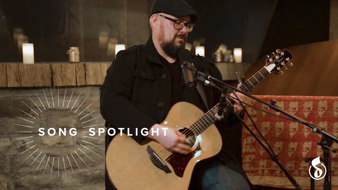 Redeemed Acoustic Big Daddy Weave Mike Weaver Song Spotlight