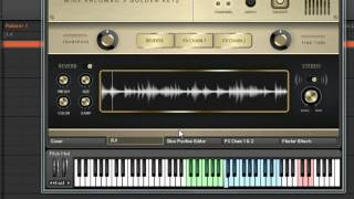 Golden Keyz - Time sync, Keyswitching and Transposing (Tutorial)