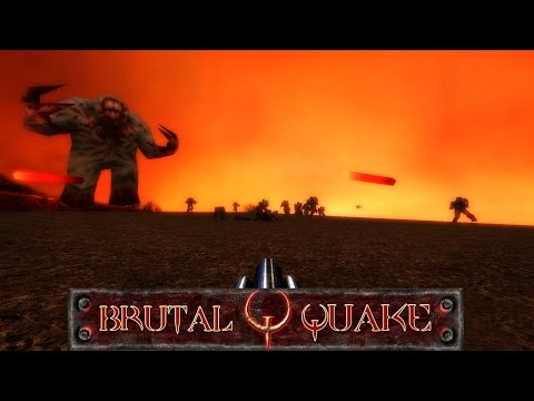BRUTAL QUAKE  ClassicWeapons Remake