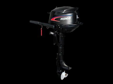туристический подвесной мотор