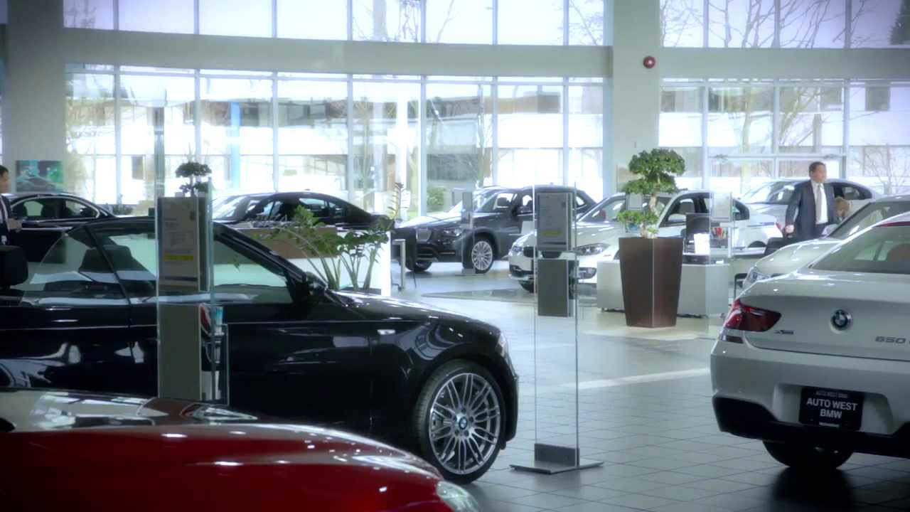 Video Production Company in Vancouver  Auto West BMW  Greenest