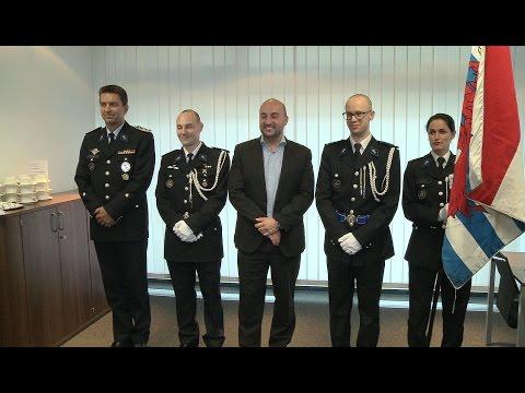 Police-TV - Assermentation Auprès De La Police Grand-Ducale