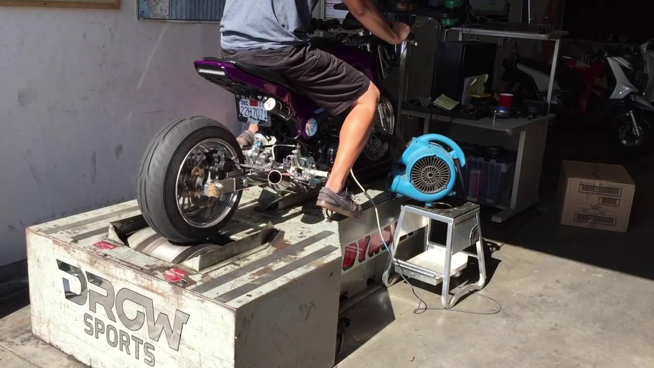 Honda Grom 125cc Dyno by DROWsports