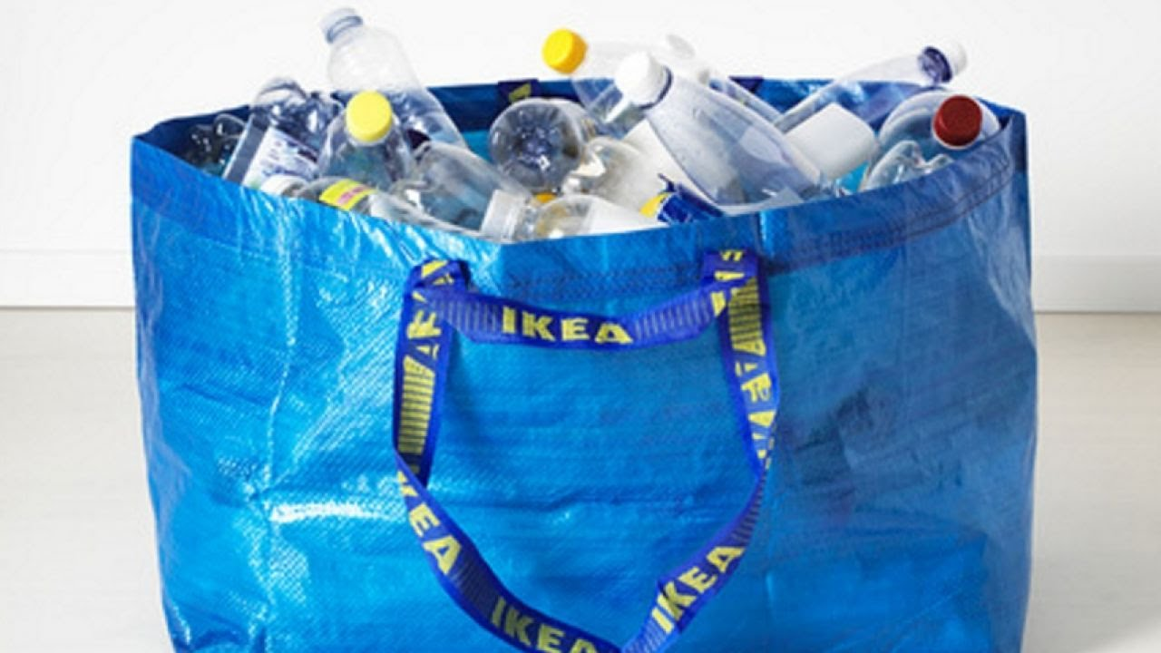 Ikea S Iconic Frakta Bags Are Getting A Makeover Youtube