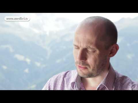 2012 Verbier Festival - interview #5 - Stéphane Degout