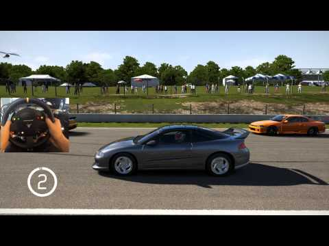 Forza 6 GoPro Career Ep7 - Something New for a Change