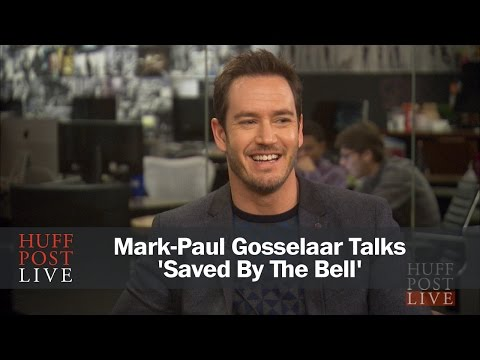 MarkPaul Gosselaar Explains How 'Saved By The Bell' Cast Stayed Grounded
