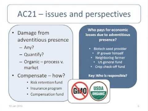 How Can Organic, Non-GMO, and GMO crops coexist?