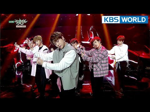 UNB - Feeling   유앤비 - 감각 [Music Bank / 2018.04.20]