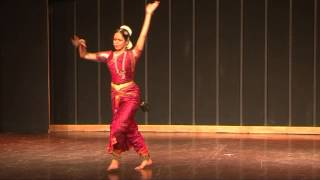 DANCE|Bharatanatyam recital by Arupa Lahiry.11th June 2013