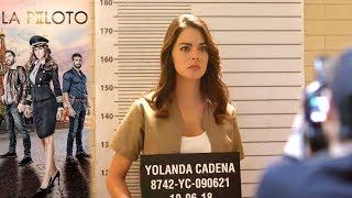 ¡Yolanda se entrega a la policía! | La Piloto 2 - Televisa