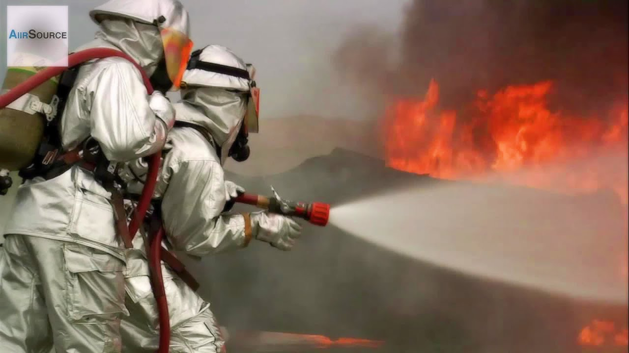 Marine Combat Firefighter - Aircraft Rescue And Firefighting ...