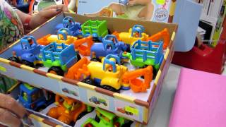 Tractors For Kids The Coolest Toystore In Jerusalem Rozenfeld On Jaffa Street Unboxin Toy Cars  And