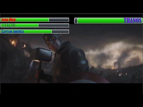Iron Man, Thor