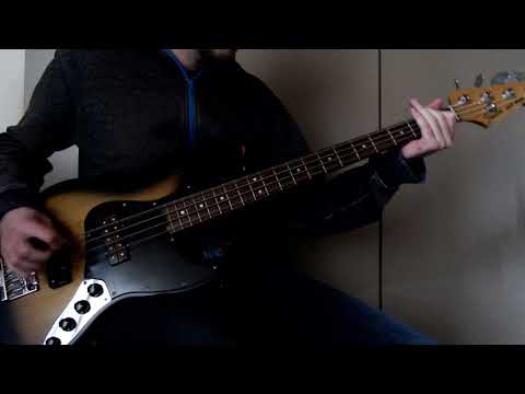 Prophets of Rage - Hail to the Chief (Bass cover + tabs)