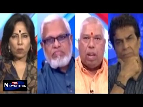 'Intolerant' Sonu Nigam Or 'Intrusive' Azaan?: The Newshour Debate (17th April)