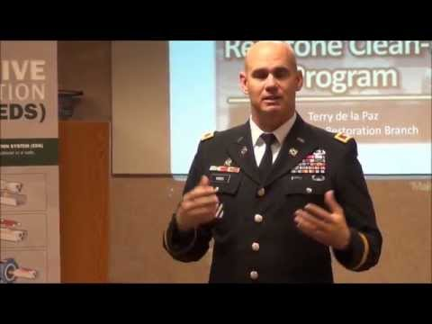 Redstone Arsenal, Pt1, Chem Weapons Cleanup 9-29-15