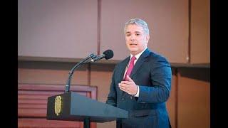 ¿Distanciamiento? Iván Duque critica prima que propuso Álvaro Uribe