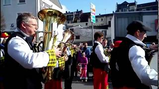 Карнавал Фастнахт (Fastnacht)