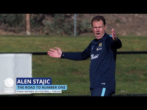 Alen Stajic - The Road to Number One - Women in Football Forum