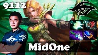 MidOne Windranger | 9112 MMR Dota 2