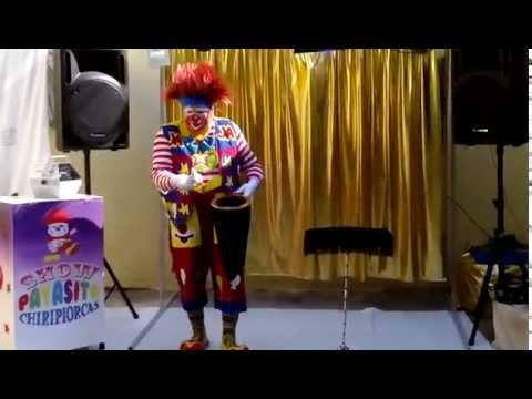 Magia Cómica ó Chusca | Contrataciones 6714-9941 | Payasito Chiripiorcas