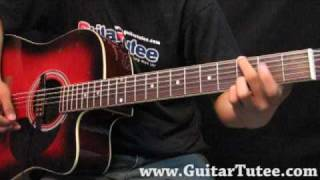 Rooster - Staring At The Sun, by www.GuitarTutee.com