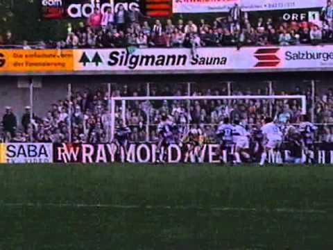 AUSTRIA SALZBURG vs AUSTRIA WIEN - 6:0 - Bundesliga Österreich ÖFB 1993/1994