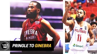 Stanley Pringle, NA-TRADE sa Ginebra | TIBA-TIBA ang GinKings