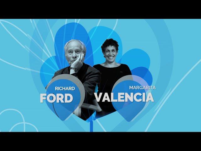 Hay Festival Cartagena 2021: Richard Ford, Margarita Valencia - 29 de enero