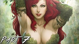 BATMAN RETURN TO ARKHAM (Arkham Asylum) Walkthrough Gameplay Part 7 - Poison Ivy (PS4 Pro)