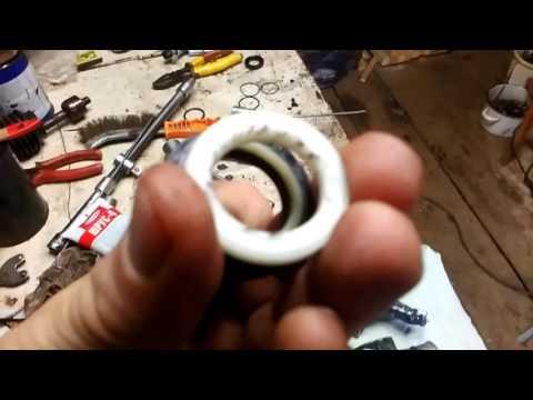 Ремонт рулевой рейки рено меган 1 своими руками видео