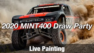 2020 Mint 400 Draw Party