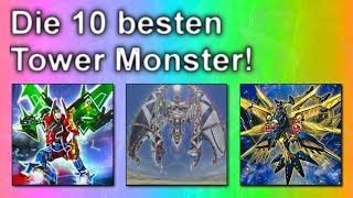 Yu-Gi-Oh! | Top 10 Tower Monster!
