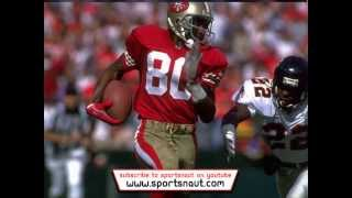 Jerry Rice Is The Greatest Wide Receiver Ever Because...