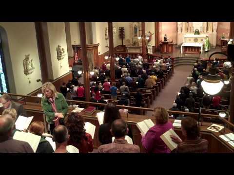 Immaculate Mary - LOURDES HYMN