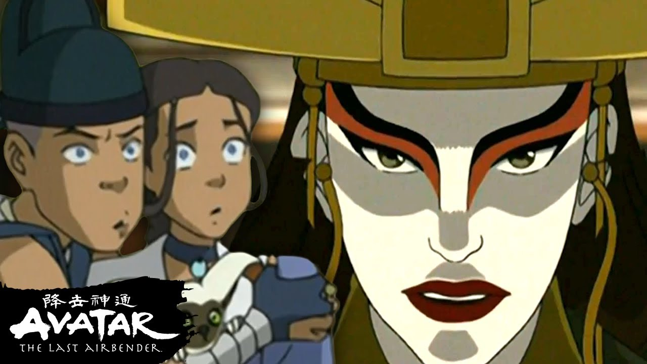 Download Avatar Kyoshi Confesses at Aang's Trial!   Avatar