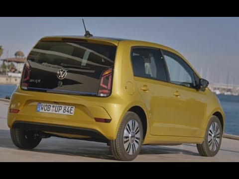 2020 Volkswagen e-Up - Small Electric City Car !!