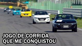 O JOGO DE CORRIDA QUE ME CONQUISTOU!