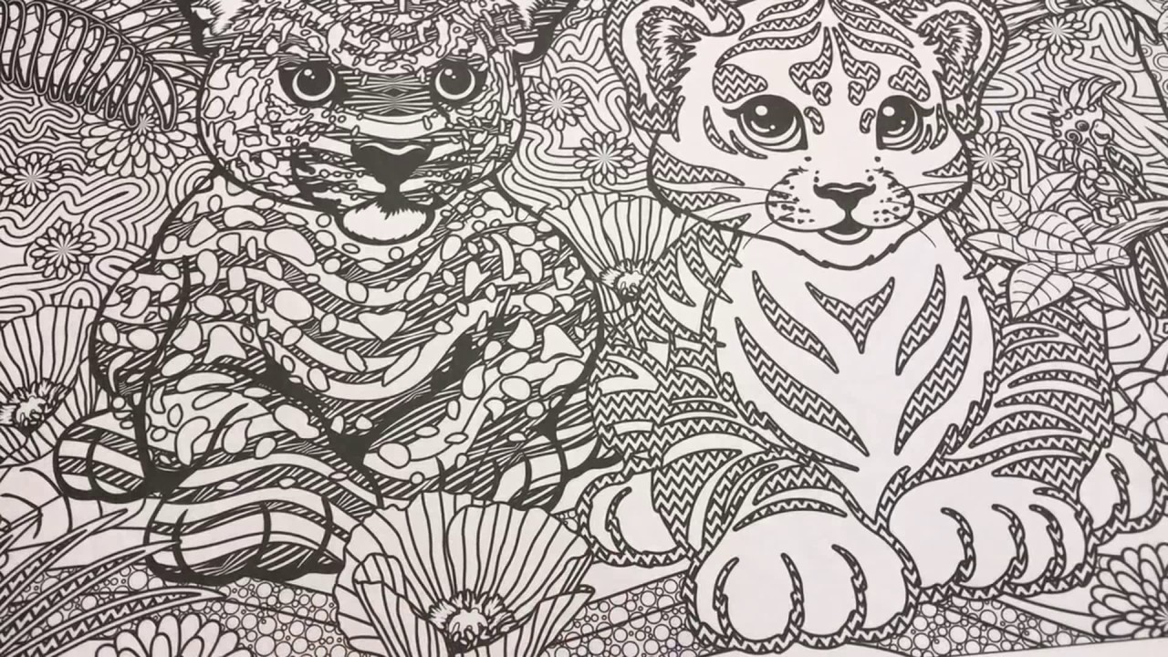 lisa frank coloring pages 2. NEW COLOR ME LISA FRANK COLORING POSTERS FROM DOLLAR GENERAL  PART 2